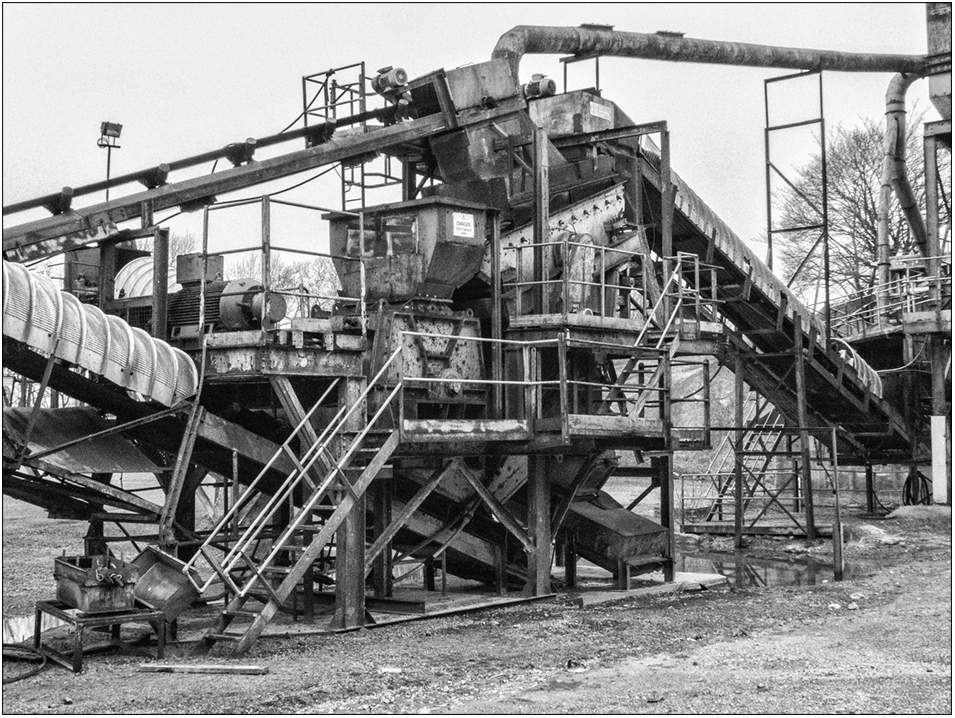 Crich quarry