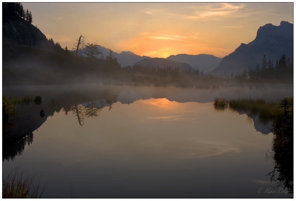 Vermillion Lakes - 2