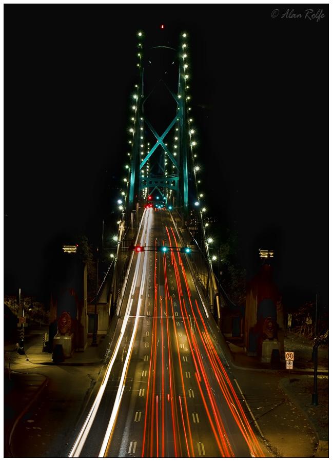 Lion Gate Bridge - 2