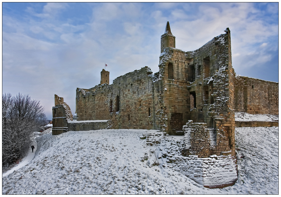 Warkworth Castle - 2
