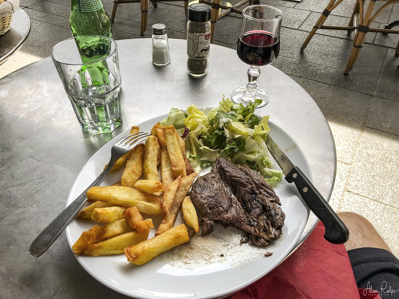 The Plat du Jour near the Gare de Lyon