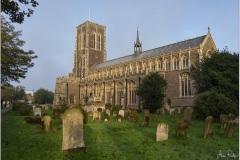 St Edmund;s Church, Southwold